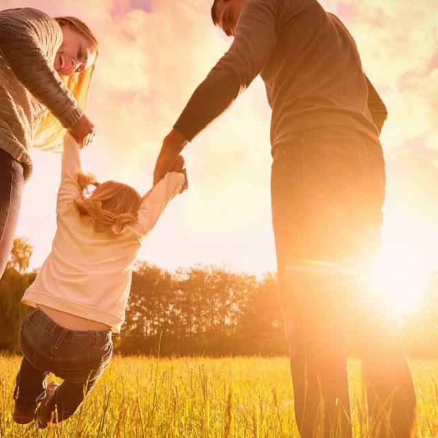 Beratung für Eltern von Kleinkindern