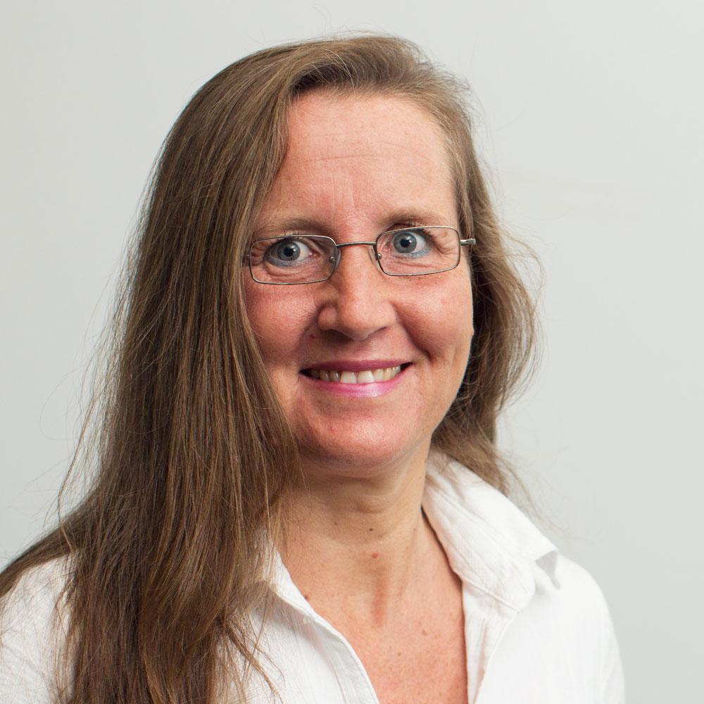 Brigitte Hankeln-Thron