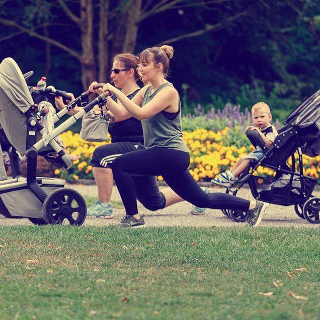 Buggyfit - Fitness nach der Schwangerschaft