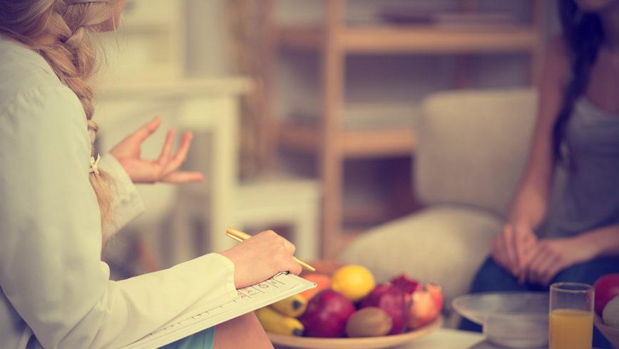 Ernährungsberatung in und nach der Schwangerschaft