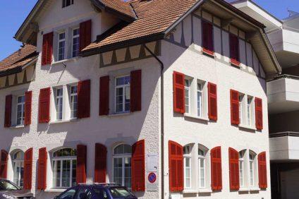 Perspektive Thurgau Felsenstrasse Weinfelden