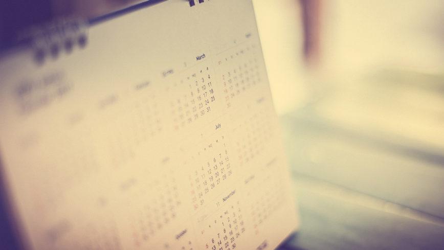 Termine | Veranstaltungen | Kalender