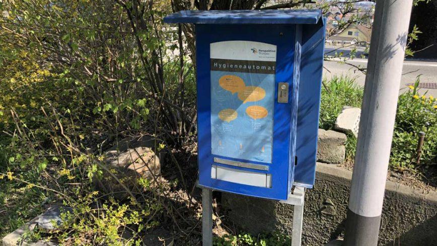 Hygieneautomat - Standort Bischofszell